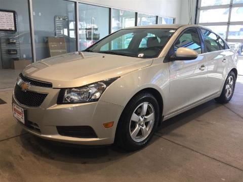 2014 Chevrolet Cruze for sale in Ludlow, VT