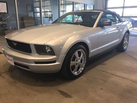 2005 Ford Mustang for sale in Ludlow, VT