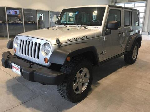 2010 Jeep Wrangler Unlimited for sale in Ludlow, VT
