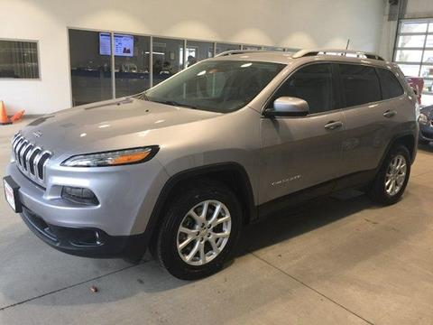 2017 Jeep Cherokee for sale in Ludlow, VT