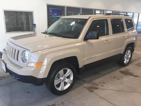 2017 Jeep Patriot for sale in Ludlow, VT