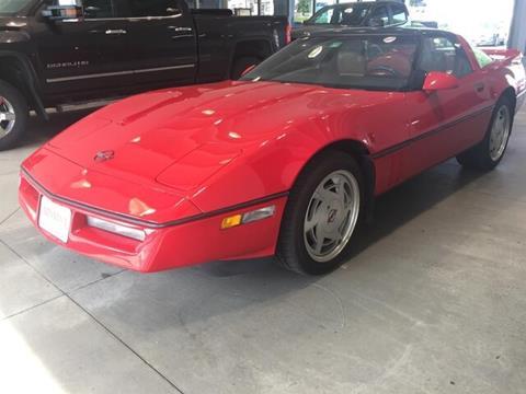 1989 Chevrolet Corvette For Sale In Ludlow Vt