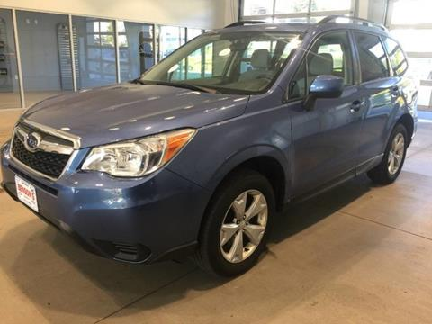 2016 Subaru Forester for sale in Ludlow, VT