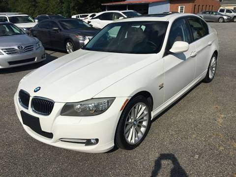 2011 BMW 3 Series for sale in Spartanburg, SC