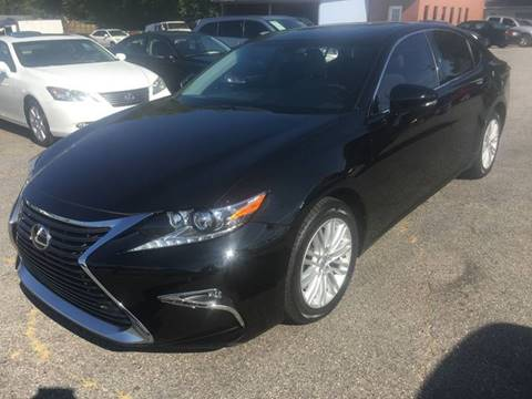 2016 Lexus ES 350 for sale in Spartanburg, SC