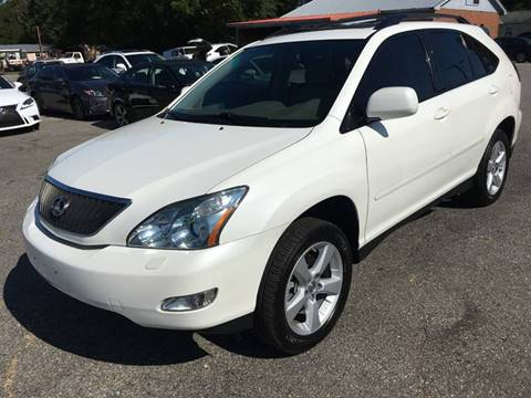 2007 Lexus RX 350 for sale in Spartanburg, SC