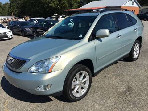 2009 Lexus RX 350 for sale in Spartanburg, SC