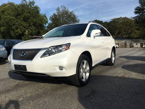 2010 Lexus RX 350 for sale in Spartanburg, SC