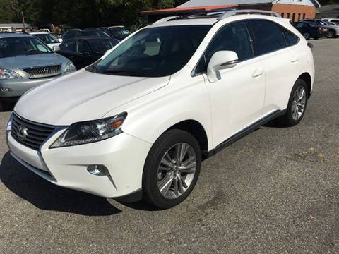 2015 Lexus RX 350 for sale in Spartanburg, SC