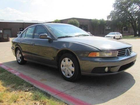 2002 Mitsubishi Galant for sale in Arlington, TX