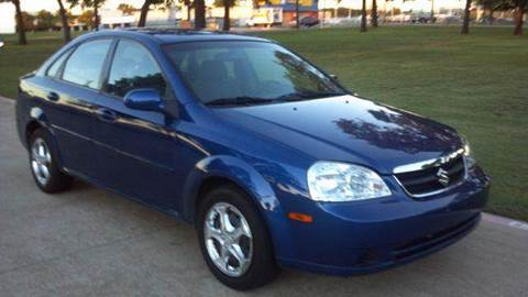 2008 Suzuki Forenza for sale in Arlington, TX