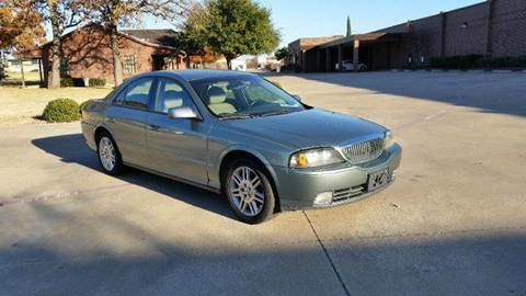 2003 Lincoln LS for sale in Arlington, TX