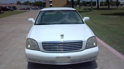 2005 Cadillac DeVille for sale in Arlington, TX