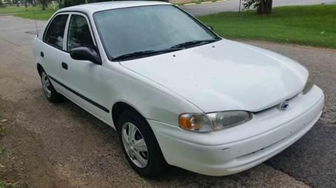 2002 Chevrolet Prizm for sale in Arlington, TX