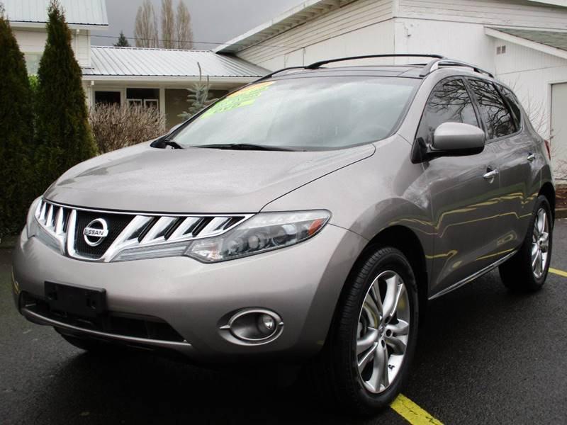 2010 Nissan Murano AWD LE 4dr SUV In Hubbard OR - Select Cars ...
