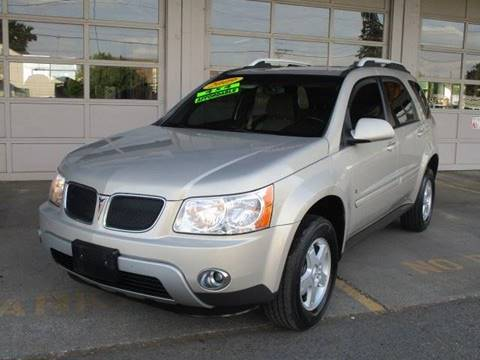 2009 Pontiac Torrent for sale in Hubbard, OR