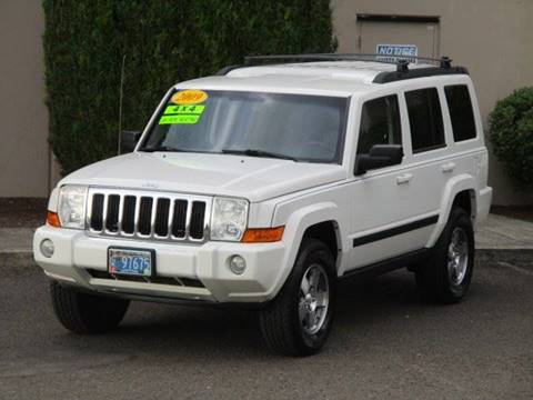 2009 Jeep Commander for sale in Hubbard, OR