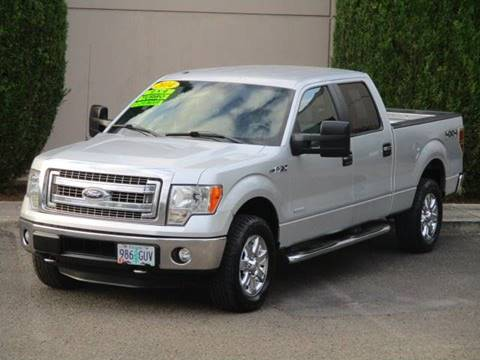 2014 Ford F-150 for sale in Hubbard, OR