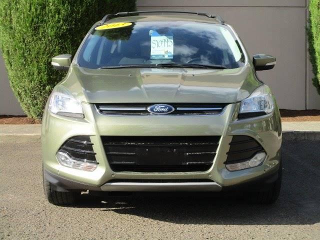 Ford Escape SEL AWD 4dr SUV 2013