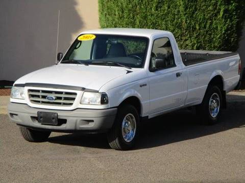 2003 Ford Ranger For Sale >> 2003 Ford Ranger For Sale In Hubbard Or