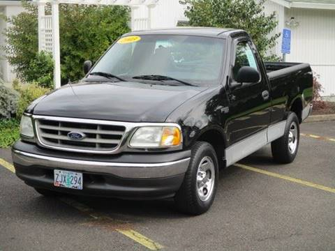 2003 Ford F-150 for sale in Hubbard, OR
