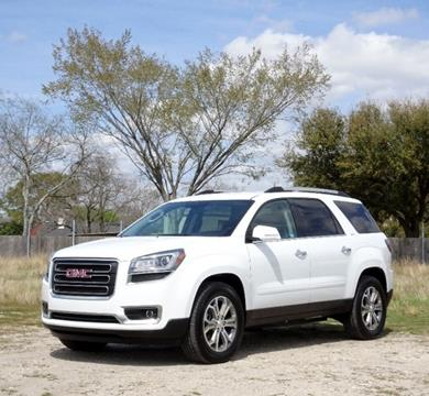 2016 gmc acadia for sale in pasadena tx. Black Bedroom Furniture Sets. Home Design Ideas