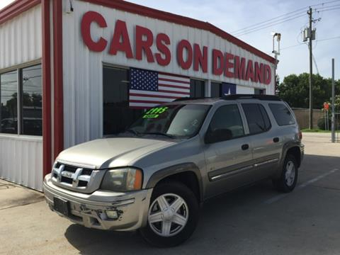 2003 isuzu ascender for sale in angola, in - carsforsale®