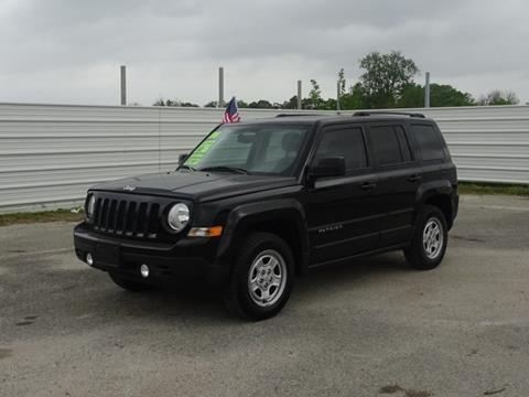 2016 Jeep Patriot for sale in Pasadena, TX