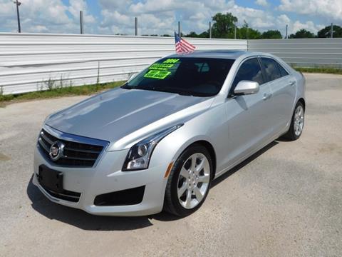 2014 Cadillac ATS for sale in Pasadena, TX