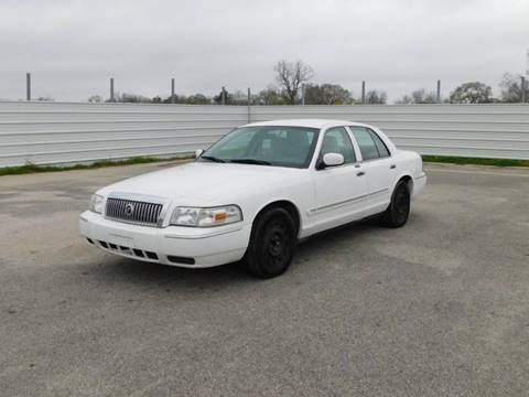 2008 Mercury Grand Marquis for sale in Pasadena, TX
