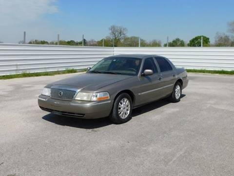 2004 Mercury Grand Marquis for sale in Pasadena, TX
