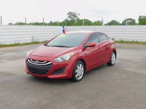 2016 Hyundai Elantra GT for sale in Pasadena, TX