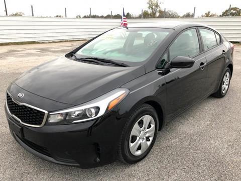 2017 Kia Forte for sale in Pasadena, TX