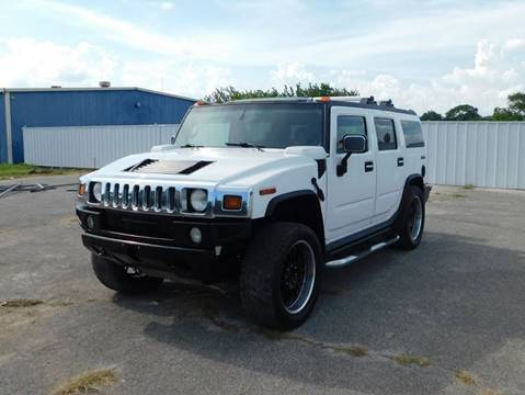 2005 HUMMER H2 for sale in Pasadena, TX
