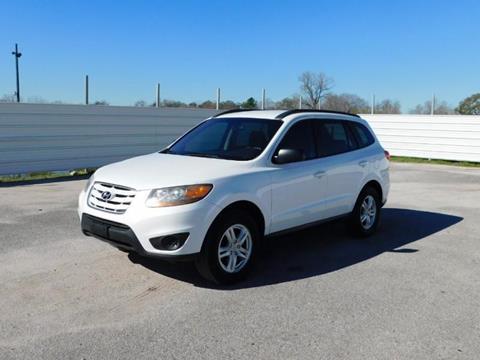 2011 Hyundai Santa Fe for sale in Pasadena, TX