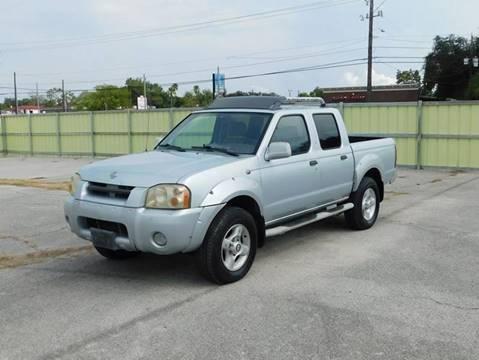 2001 Nissan Frontier for sale in Pasadena, TX