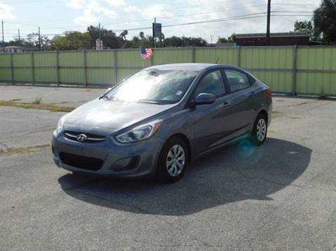 2017 Hyundai Accent for sale in Pasadena, TX