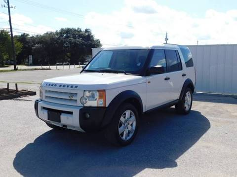 2008 Land Rover LR3 for sale in Pasadena, TX