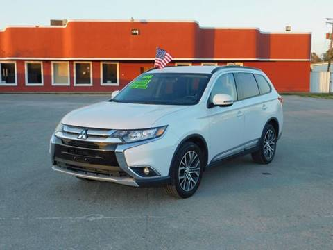 2016 Mitsubishi Outlander for sale in Pasadena, TX