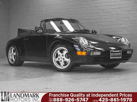 1997 Porsche 911 for sale in Bellevue, WA