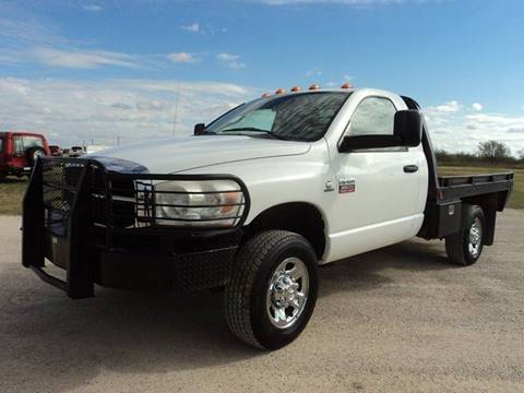2007 Dodge Ram Pickup 3500 for sale in Coleman, TX