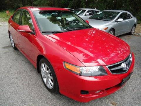 2008 Acura TSX for sale in Snellville, GA