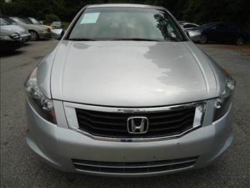 2008 Honda Accord for sale at Philip Motors Inc in Snellville GA
