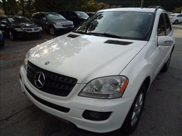 2006 Mercedes-Benz M-Class for sale in Snellville, GA