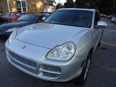 2004 Porsche Cayenne for sale in Snellville, GA