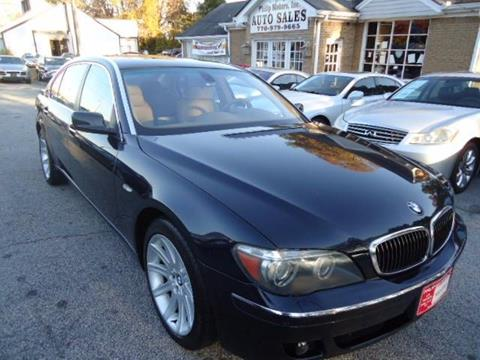 2006 BMW 7 Series for sale in Snellville, GA