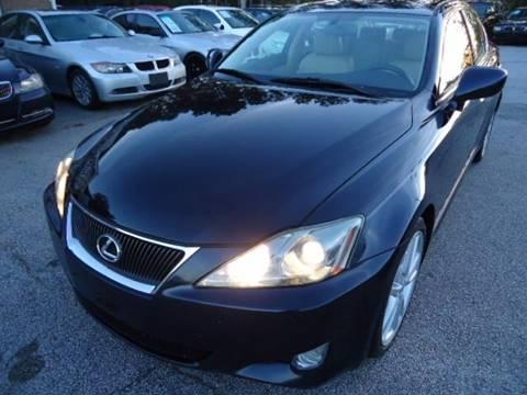 2006 Lexus IS 350 for sale in Snellville, GA