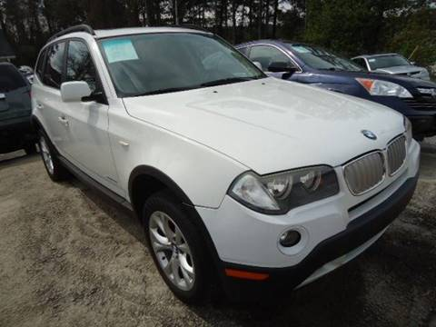 2009 BMW X3 for sale at Philip Motors Inc in Snellville GA