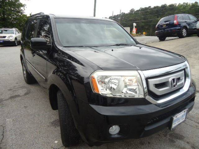 2010 Honda Pilot Touring 4dr SUV W/Navi And DVD   Snellville GA