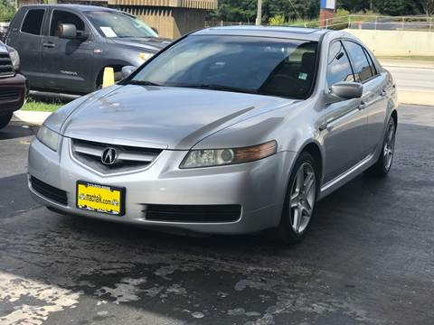 Acura TL For Sale Carsforsalecom - Acura tl 2006 for sale